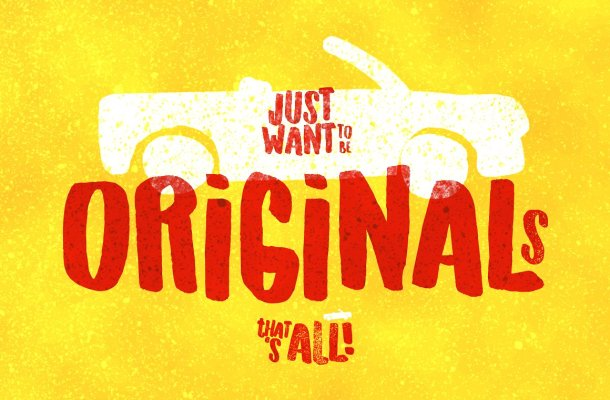 Originals Typeface