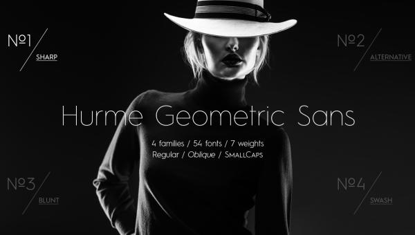Hurme Geometric Sans Font Free