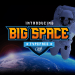 Big Space Typeface Free
