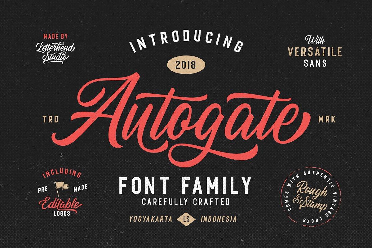 autogate-font-duo