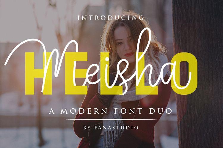 hello-meisha-font-duo