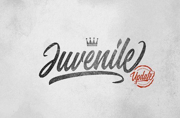 Juvenile Typeface