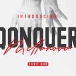 Qonquer Millanova Duo Font