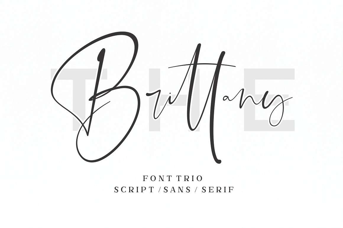 the-brittany-font-trio