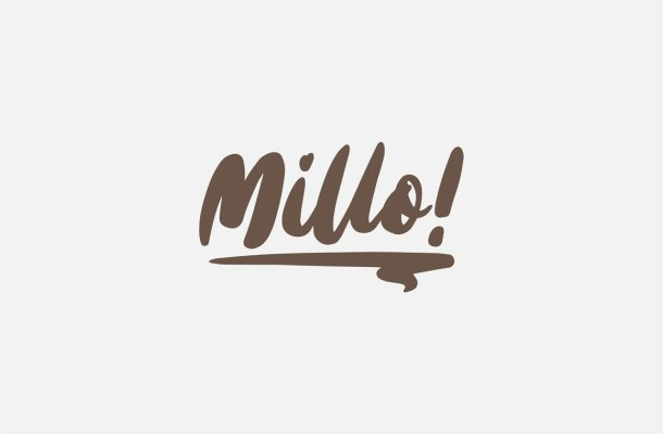 Millo Brush Font