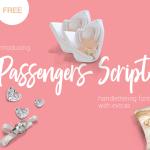 Free Passengers Script Font