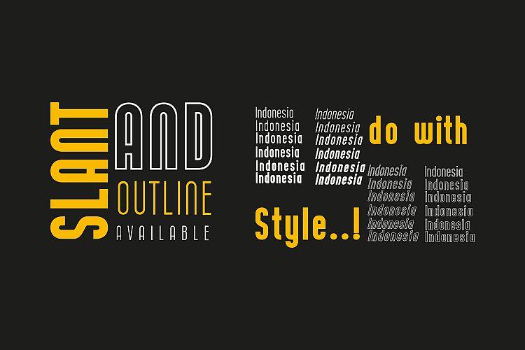CURVE Calibration Typeface-1