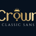 Crown Typeface