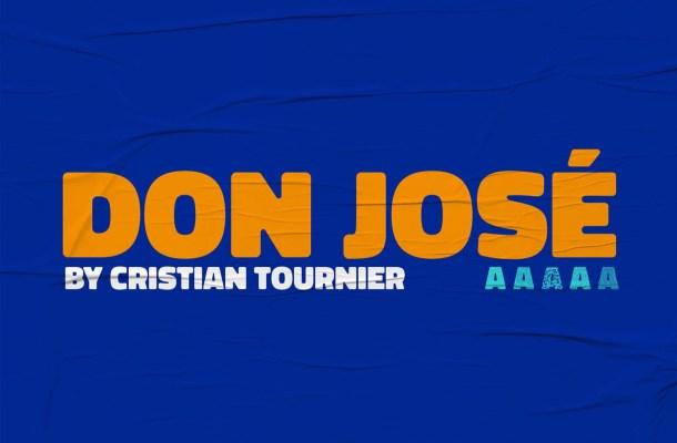 Don José Sans Font Family