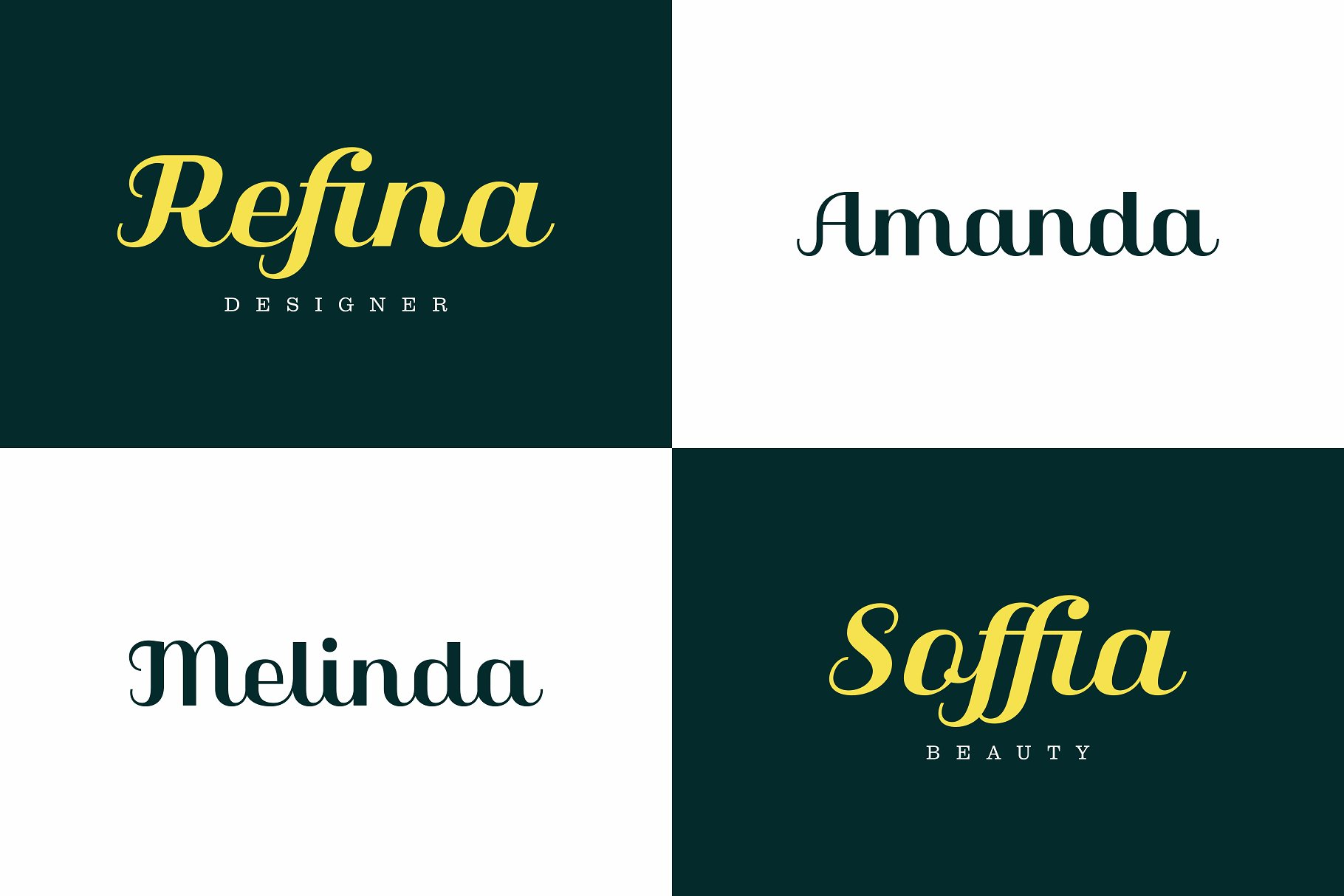 Qilla Typeface-1