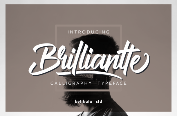 Free Brilliantte Font