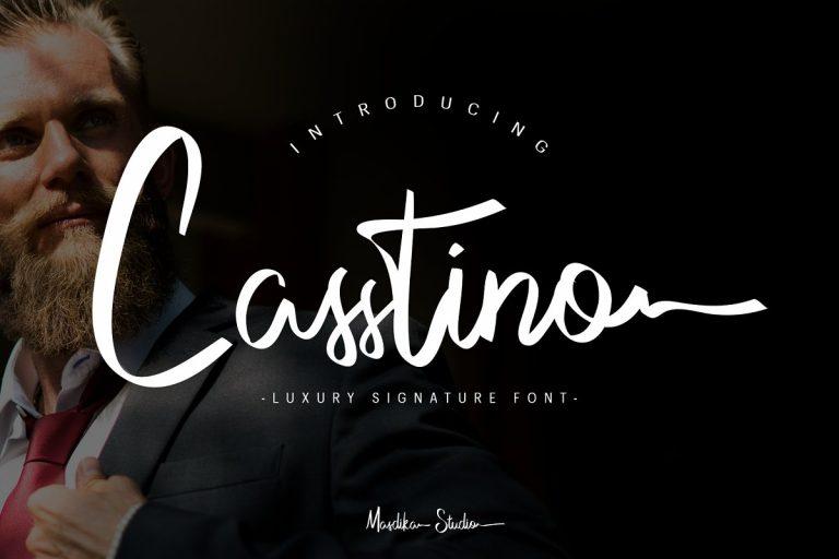 casstino-handwritten-font-768x512