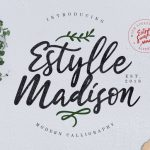 Estylle Madison Script Font