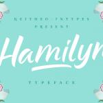 Free Hamilyn Font