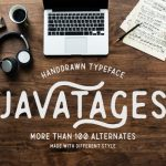 Javatages Typeface
