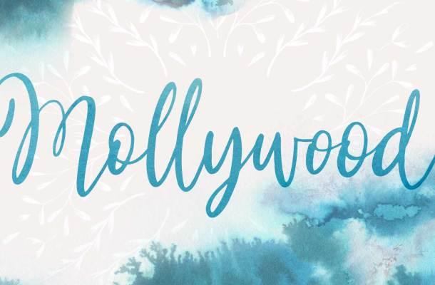 Mollywood Script Font