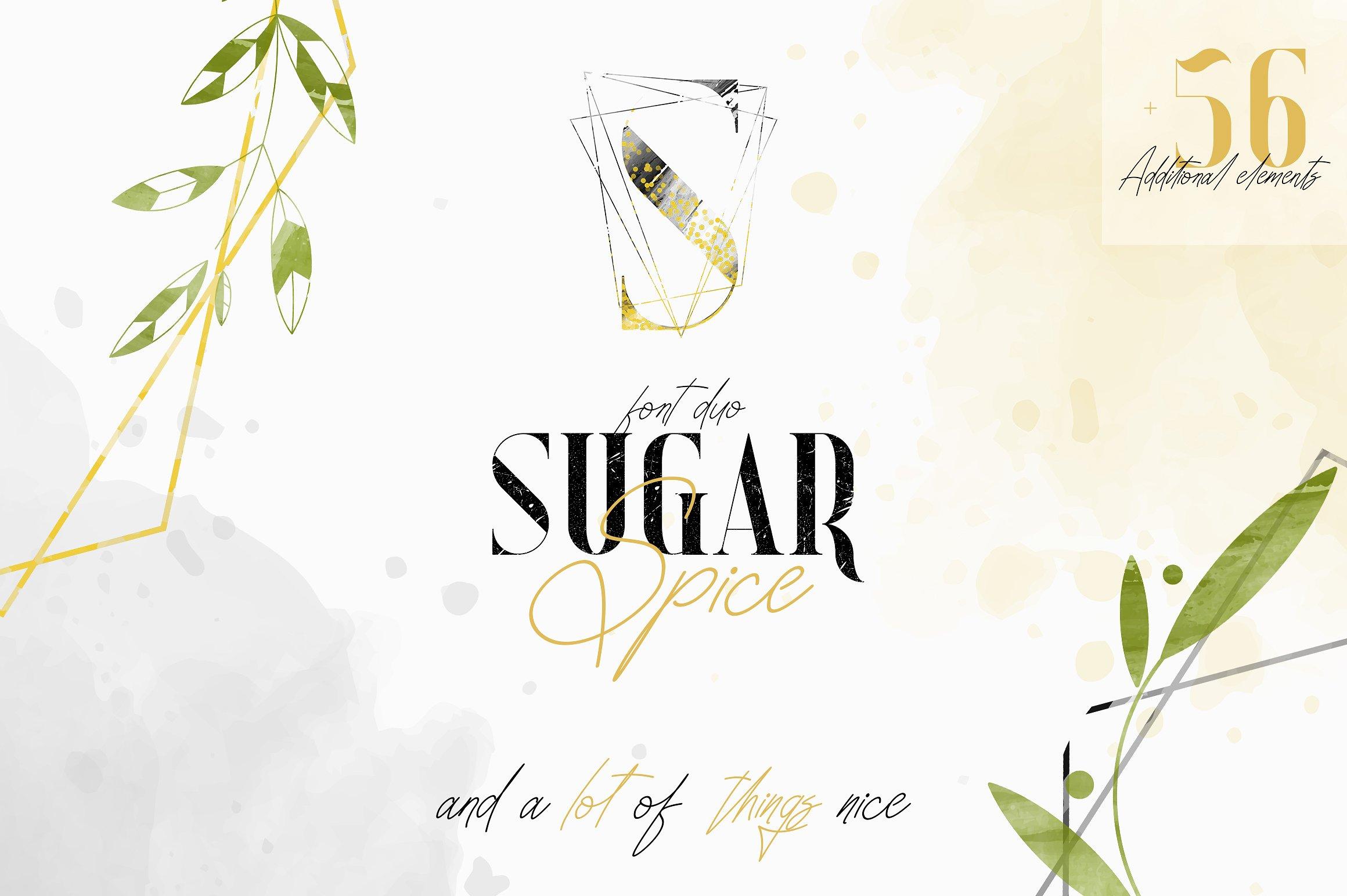 sugar-spice-font-duo-4