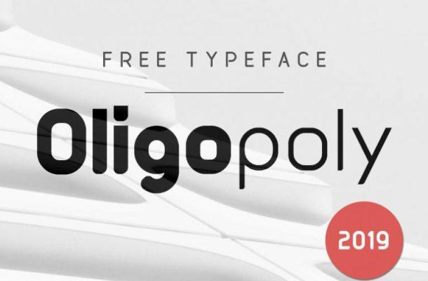 Oligopoly Typeface