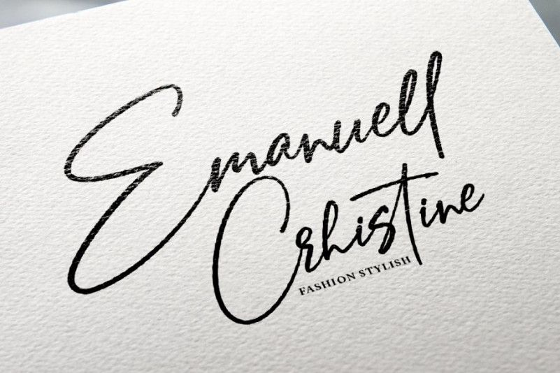 Amostely Signature Font-2