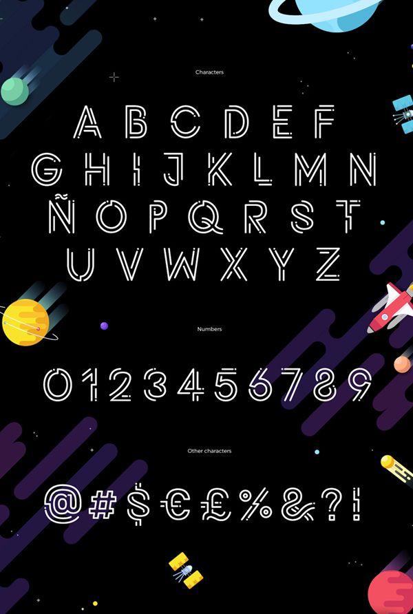 Potra Typeface-2