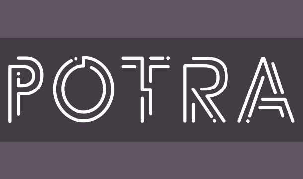 Potra Typeface