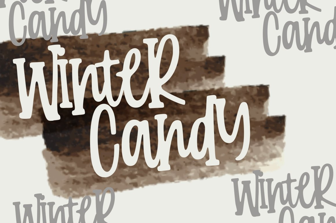 Candy-Clauseis-Font-3