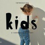 Kids – Handwritten Font