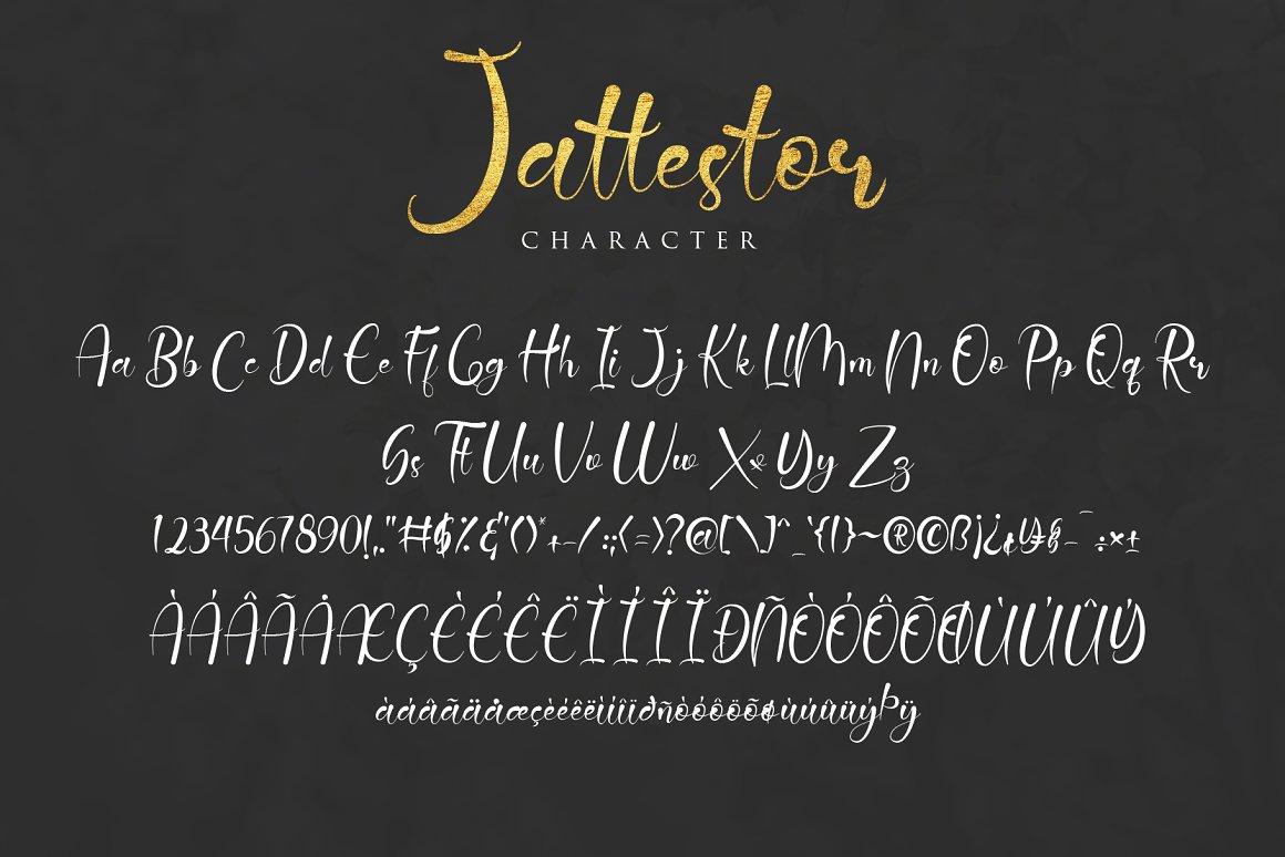 Jattestor-Font-3