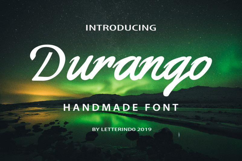 DURANGO-Font