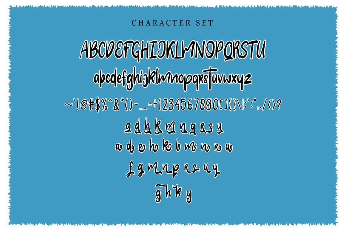 Clarra-Layered-Font-3