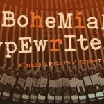 Bohemian typewriter Font