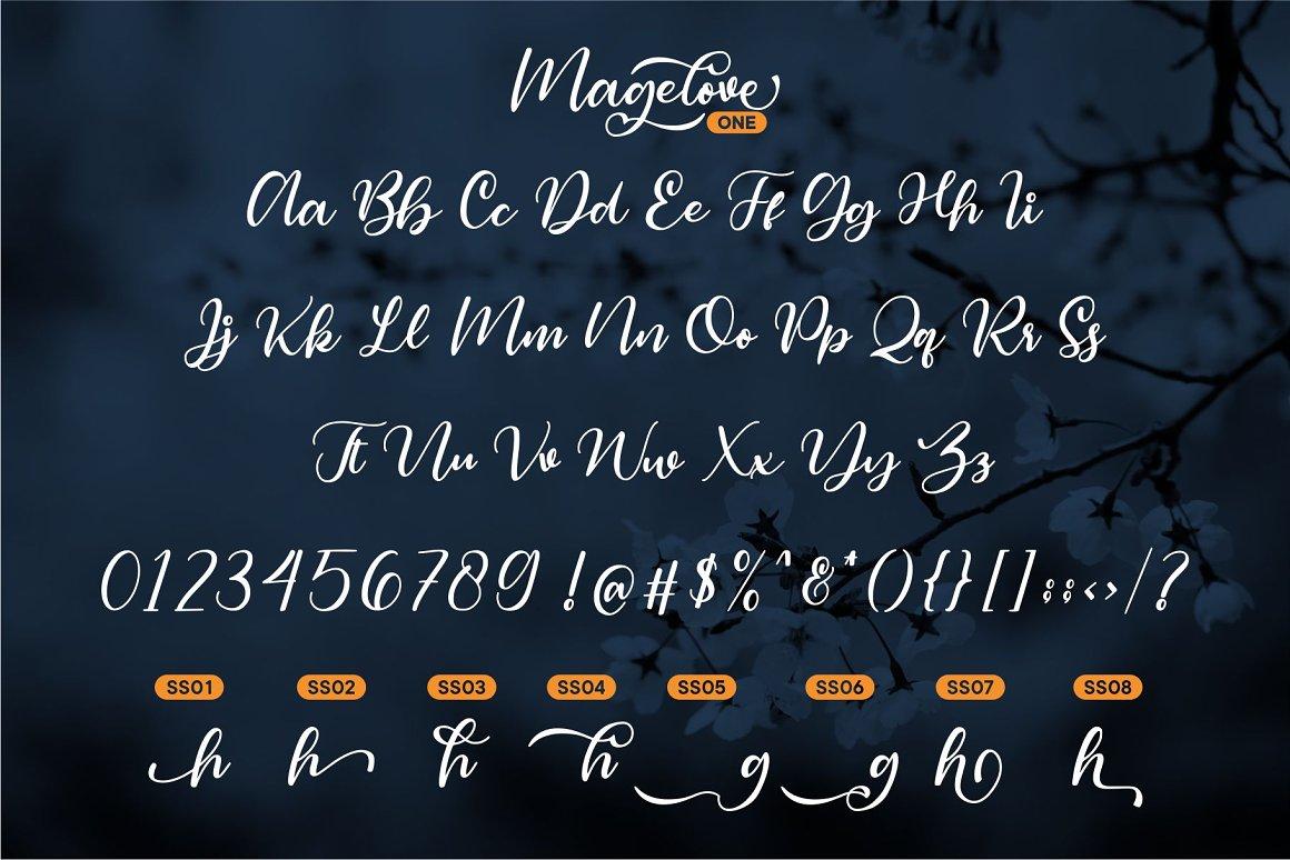 Magelove-Font-3