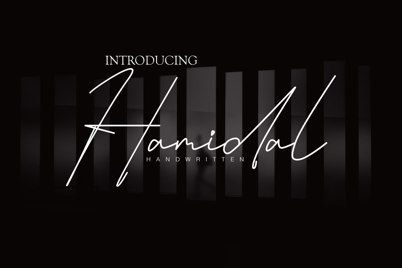 Hamidal-Font