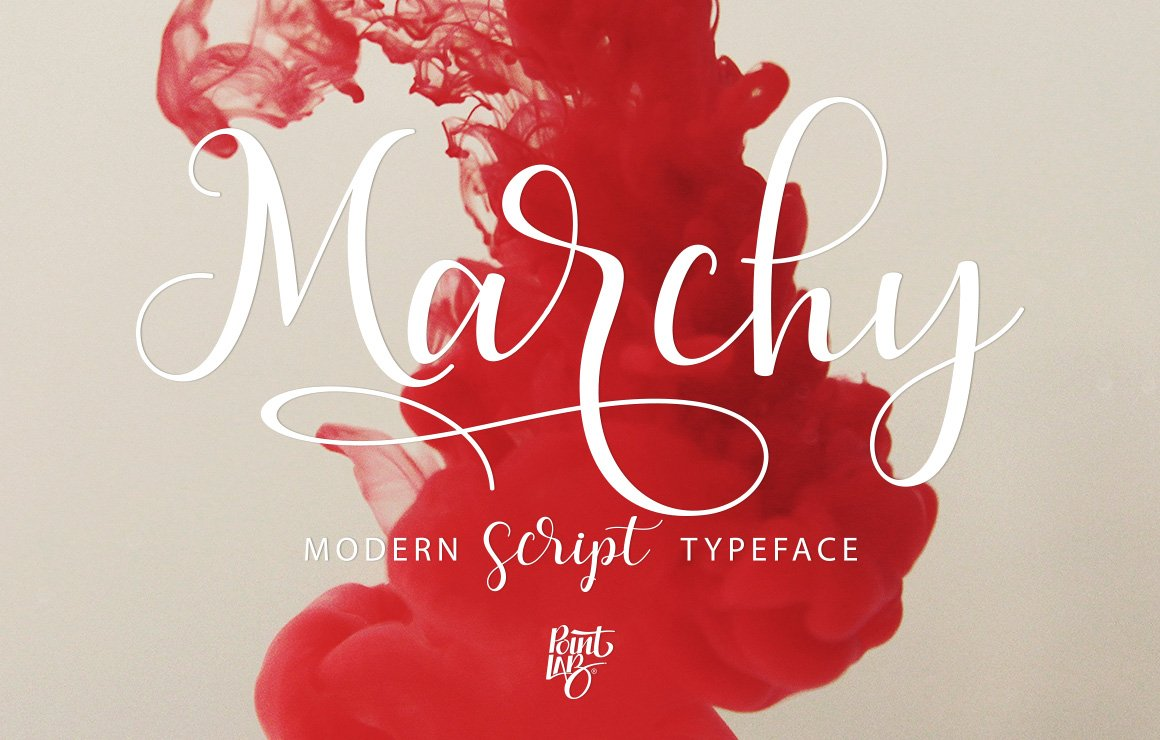 Marchy-Font