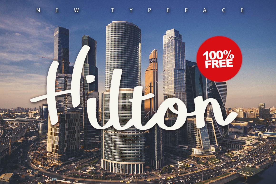 Hilton-Font