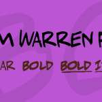 Adam Warren pro Font Family