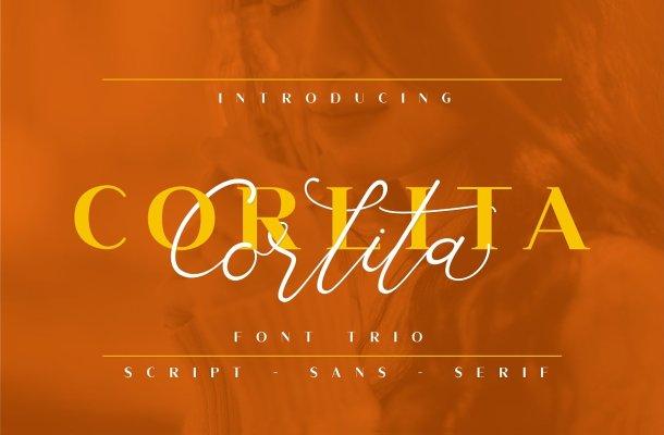 Corlita Font Trio