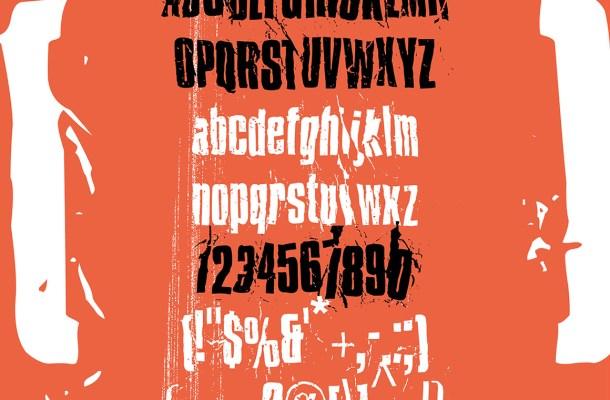 Repo Pocket Font