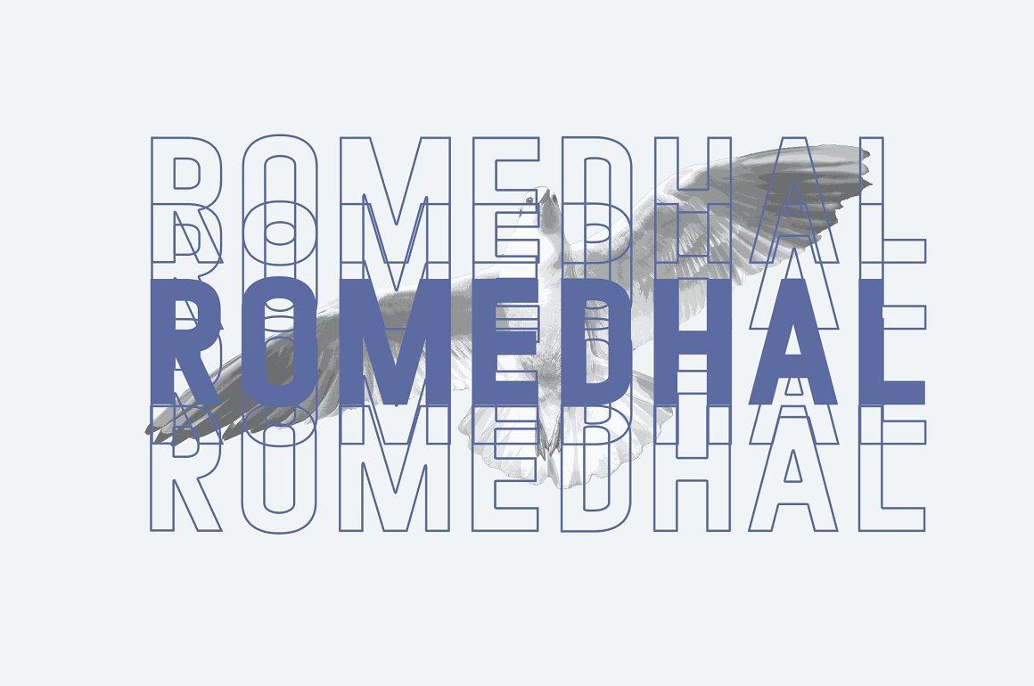 Romedhal-Font-2