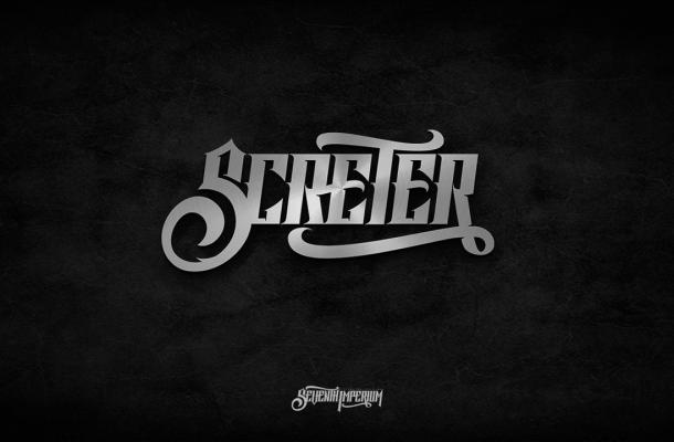 Screter Font