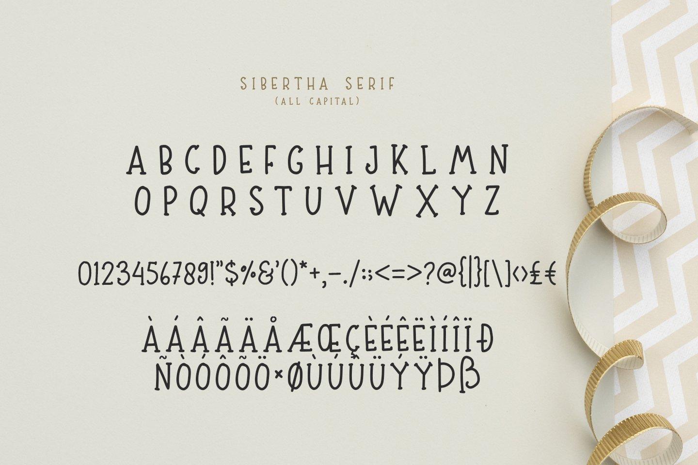 Sibertha-Font-3