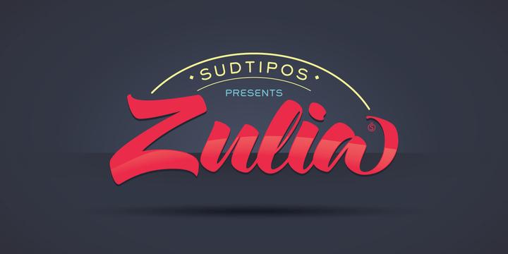 Zulia-Font