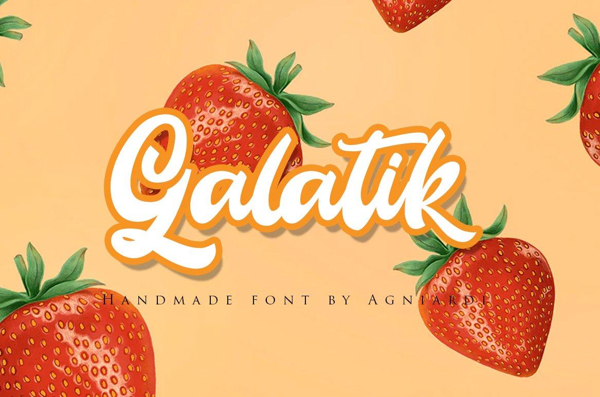 Galatik-Font