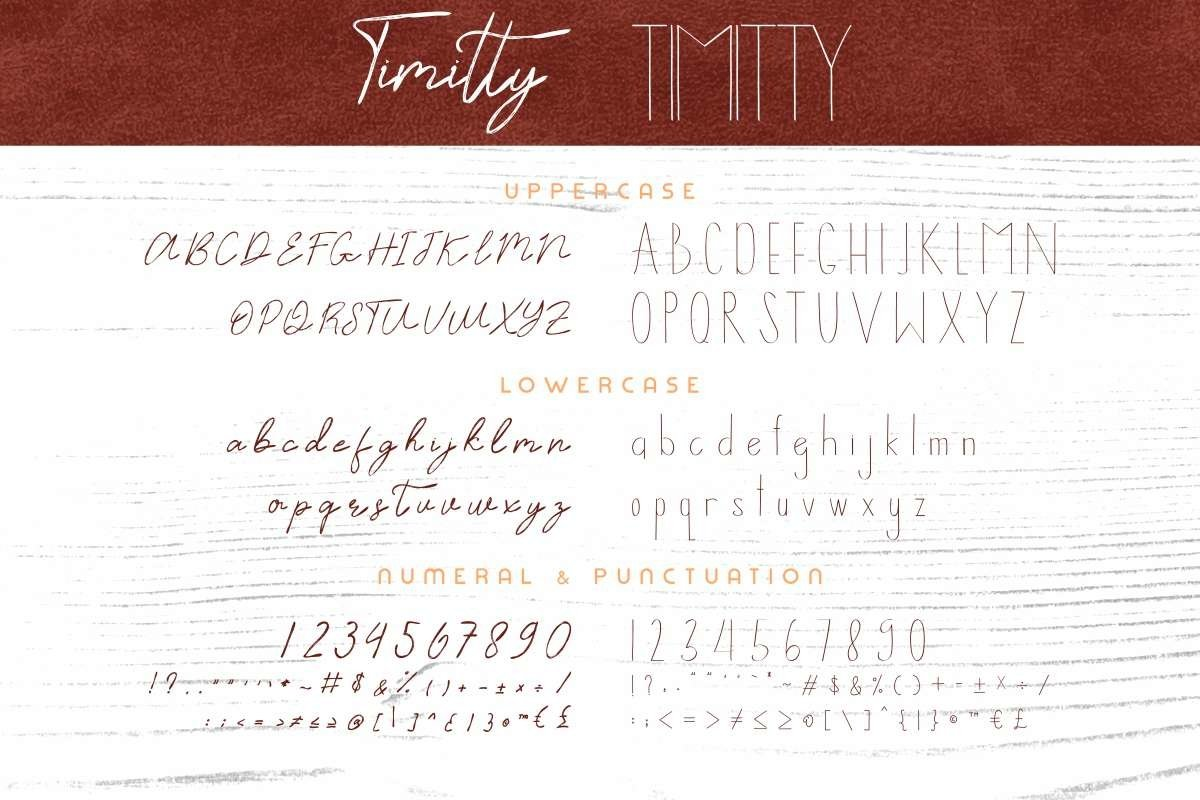 Timitty-Font-3