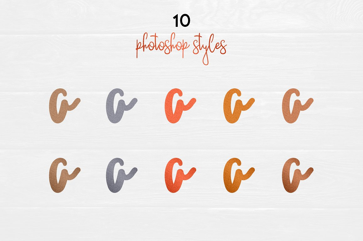 Justbecause-Font-3