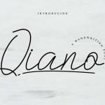 Qianno Monoline Font