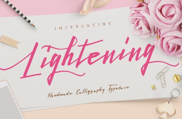 Lightening Script