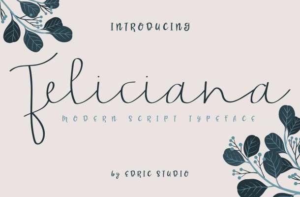 Feliciana Handwritten Font