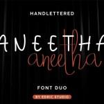 Aneetha Font Duo