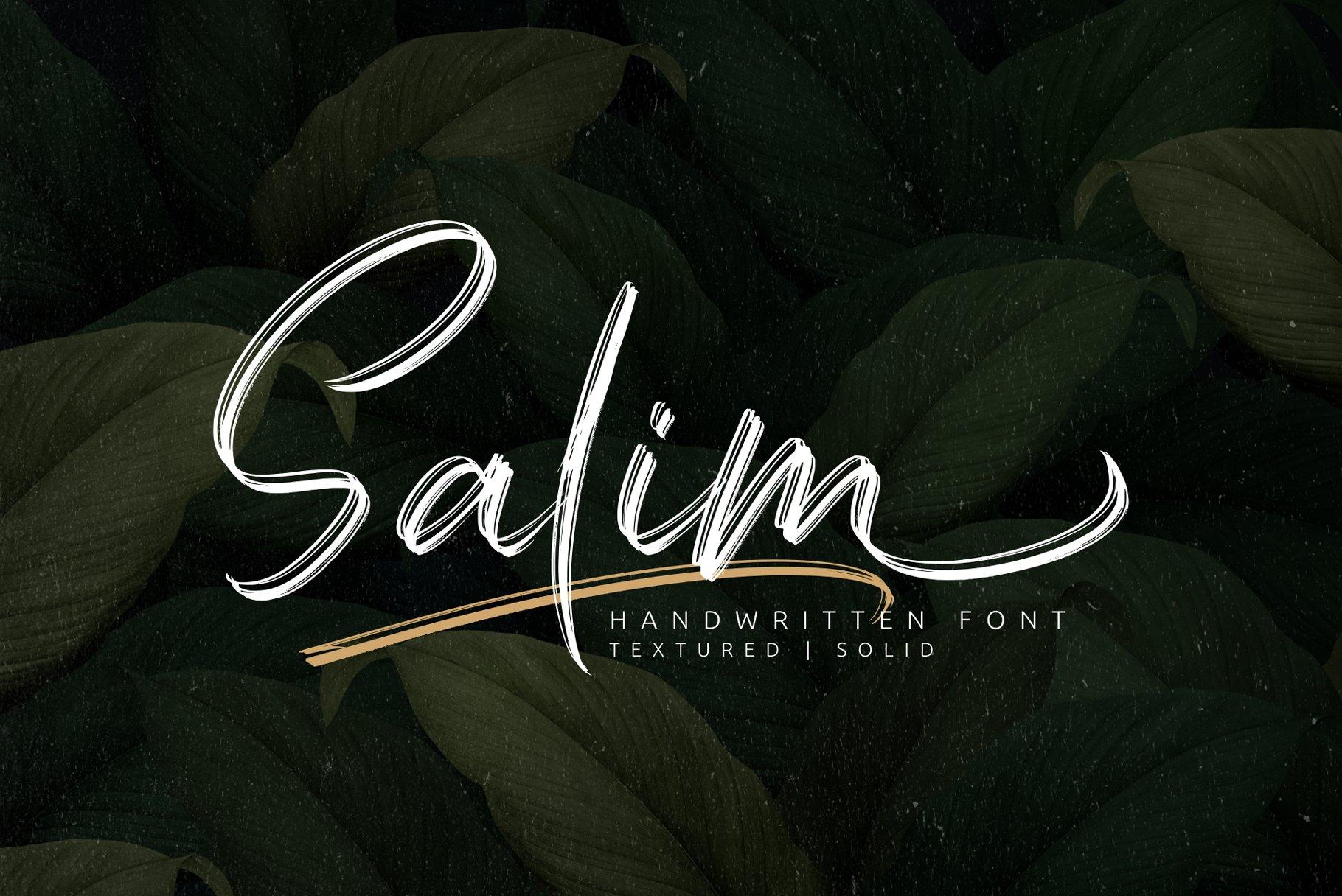 Salim-Font